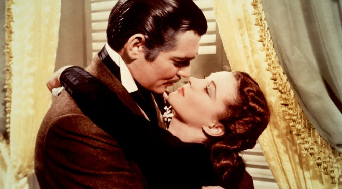 """Gone With the Wind"" (""Via col vento"") di Victor Fleming"