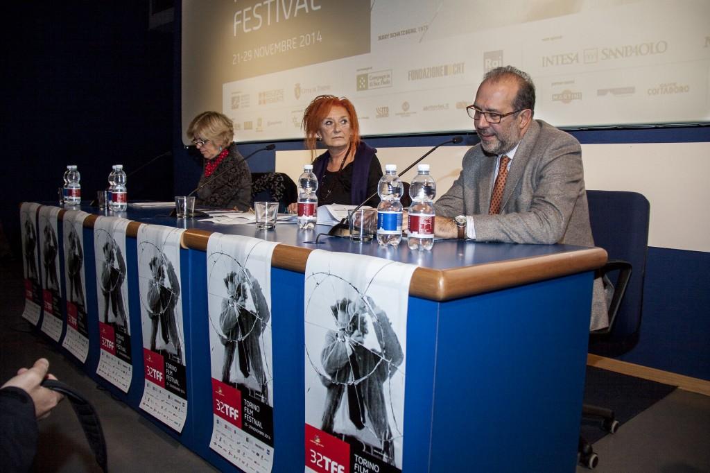 Presentazione del 32° Torino Film Festival