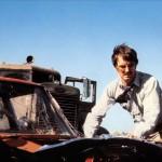 Dennis Weaver in un frame di Duel