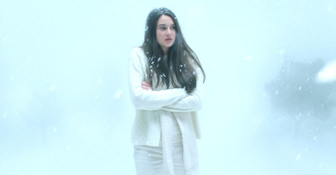 """White Bird in a Blizzard"" di Gregg Araki"