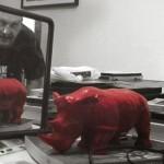 Alberto Signetto e il suo Red Rhino