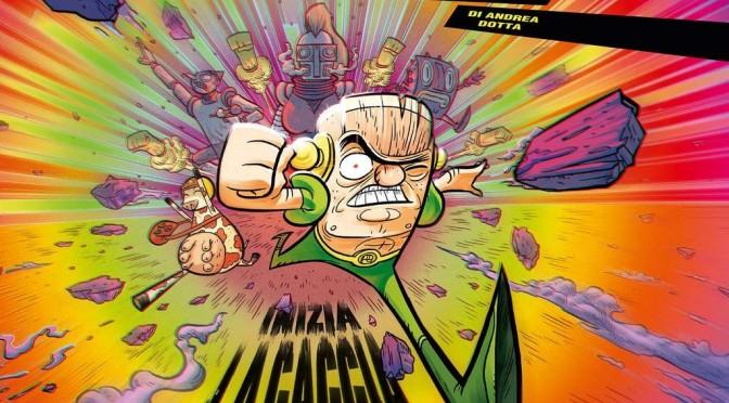 Andrea Dotta tra fumetto e animazione