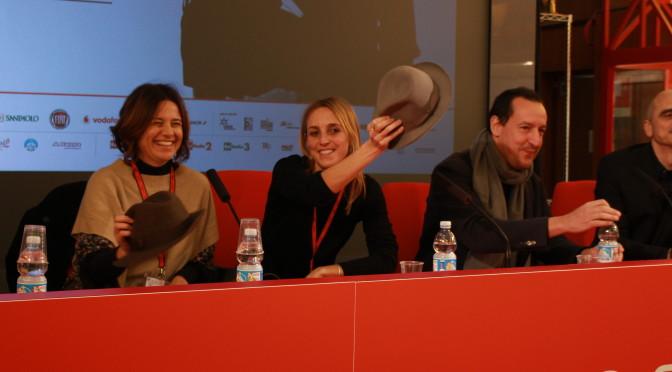"""""""Borsalino City"""" di Enrica Viola – Conferenza stampa"""