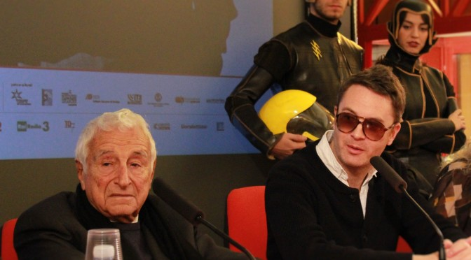 """""""Terrore nello spazio"""" di Mario Bava – Conferenza stampa"""