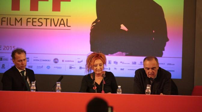Conferenza stampa di chiusura del TFF 2015