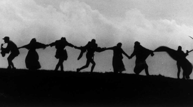 The Seventh Seal by Ingmar Bergman