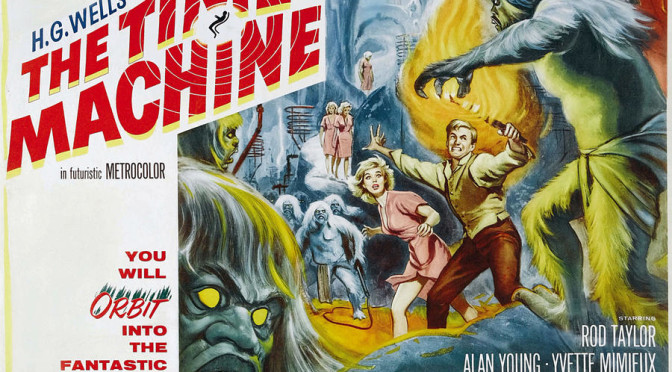 """The Time Machine"" (""L'uomo che visse nel futuro"") di George Pal"