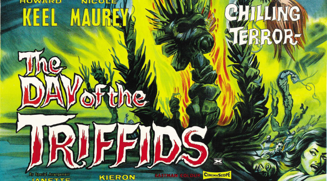 """Il giorno dei Trifidi"" (""The Day of the Triffids"") di  Steve Sekely"