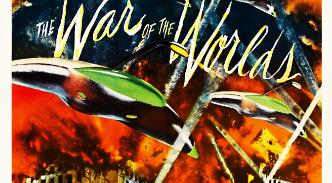"""The War of The Worlds""  (""La guerra dei Mondi"" ) di Byron Haskin"