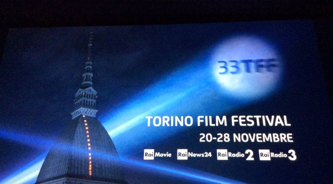 33rd Torino Film Festival – Press Conference