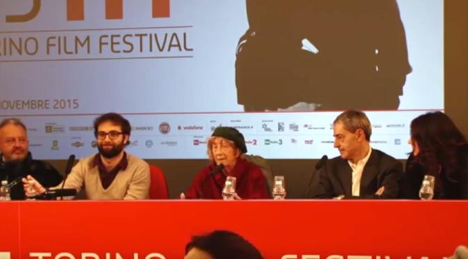 Premio Maria Adriana Prolo 2015 a Lorenza Mazzetti