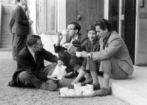 lorenza mazzetti free cinema