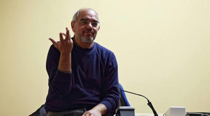 """""""Prima che la vita cambi noi"""" di Felice Pesoli – Incontro con gli studenti DAMS"""