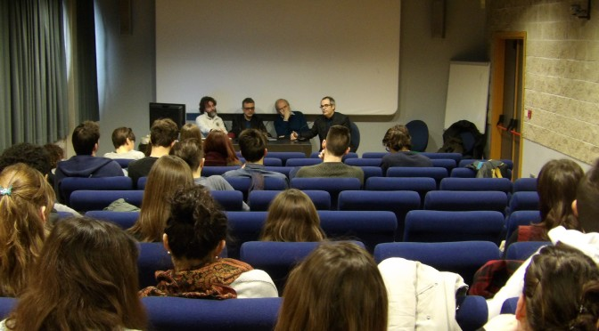 Guido Chiesa incontra gli studenti del DAMS