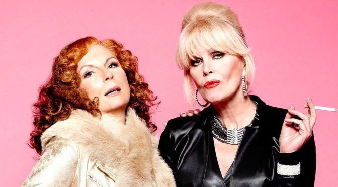 """Absolutely Fabulous – The Movie"" di Madie Fletcher"