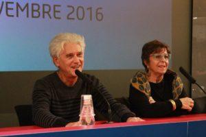 Bruno Bigoni e Minnie Ferrara