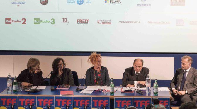 Conferenza stampa di apertura del 34° TFF