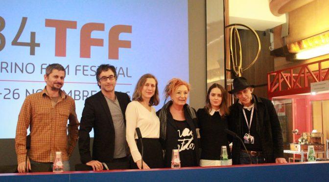 Conferenza stampa della Giuria del TFF34