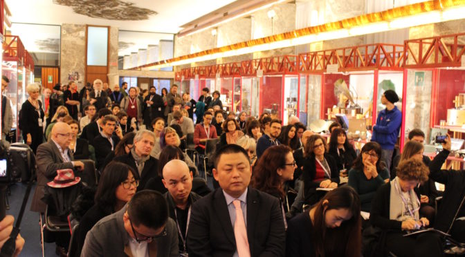 Conferenza stampa di chiusura del TFF 2016