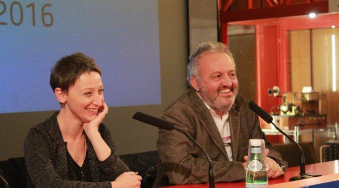 """""""Nessuno ci può giudicare"""" di Steve Della Casa e Chiara Ronchini – Conferenza stampa"""