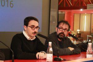 Alessandro Maria Buonomo e Guido Catalano