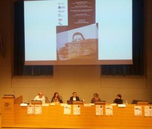 Panel conclusivo con Antje Ehemann e Carles Guerra