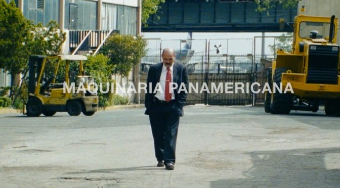 """Maquinaria Panamericana"" by Joaquín del Paso"