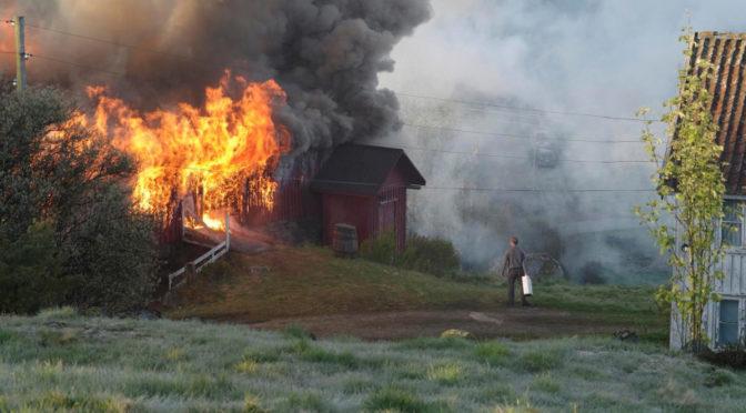 Pyromanian by Erik Skjoldbjærg