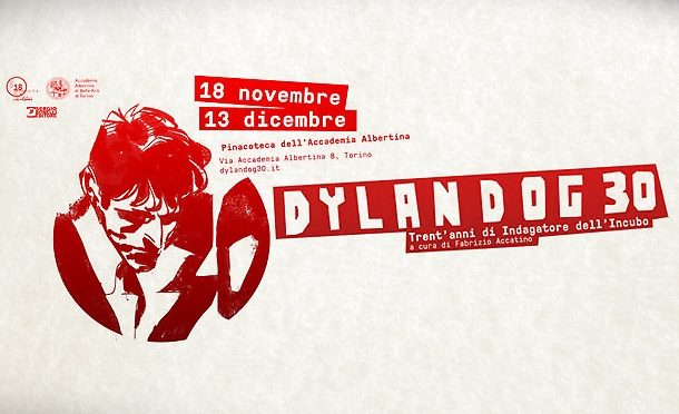 "Mostra ""Dylan Dog 30. Trent'anni di Indagatore dell'Incubo"""