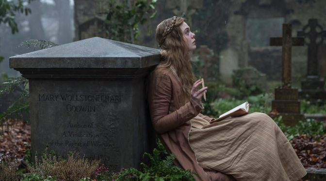"""MARY SHELLEY"" DI HAIFAA AL-MANSOUR"