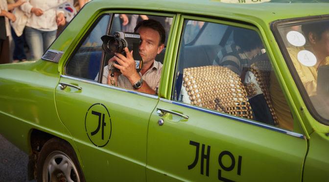 """""""TAEKSI WOONJUNSA – A TAXI DRIVER"""" by HOON JANG"""
