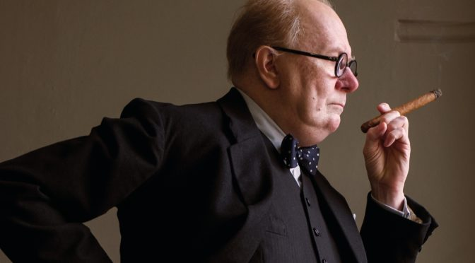 """Darkest Hour"" by Joe Wright"