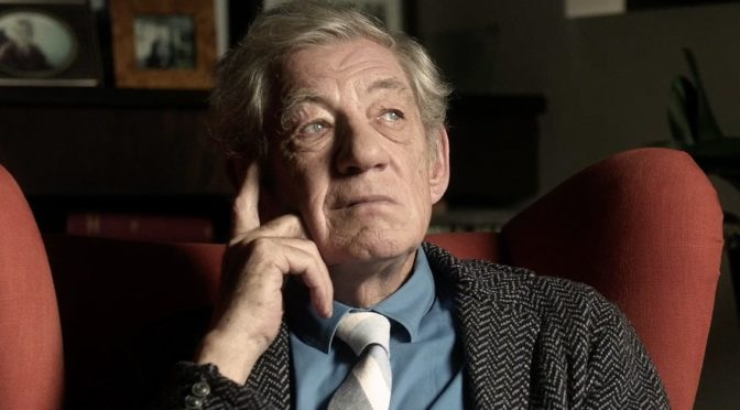"EVENTO SPECIALE FRONTE DEL CORPO –  ""MCKELLEN: PLAYING THE PART"""