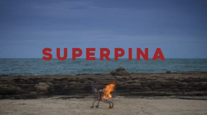 """""""SUPERPINA. GUSTOSO E' QUANDO A GENTE FAZ"""" DI JEAN SANTOS"""