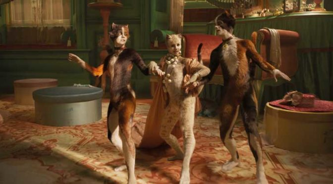 """CATS"" DI TOM HOOPER"