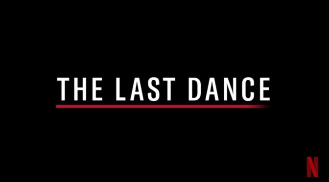 """THE LAST DANCE"" DI JASON HEHIR"