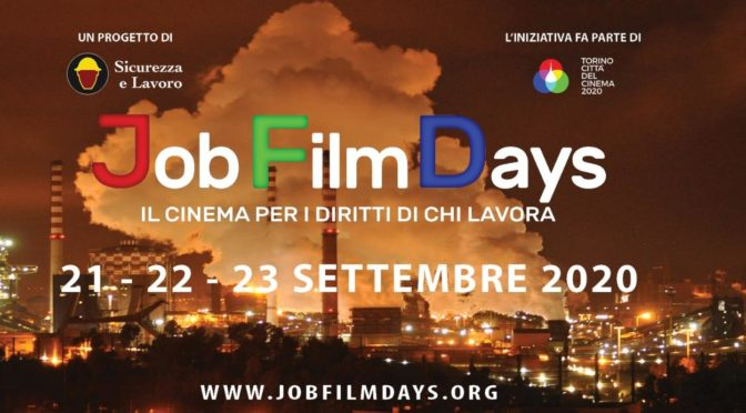 TORINO JOB FILM DAYS
