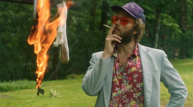 """SOCKS ON FIRE"" DI BO MCGUIRE"